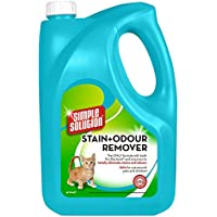 Simple Solution Eliminador de olores y manchas, gatos