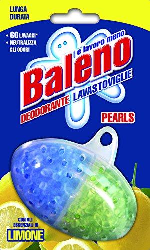 baleno-e-lavoro-meno-deodorante-per-lavastoviglie-pearls-set-da-10-confezioni