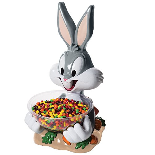 PARTY DISCOUNT Neu Candy Bowl Holder Bugs Bunny, -