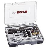 Bosch–Set di trapano / cacciavite (valigetta con 20 pezzi)