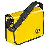 Veloflex 7000310 Shoulder Bag Velocolor Umhängetasche, Gelb