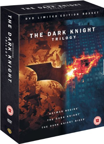 The Dark Knight Trilogy [Edizione: Regno Unito]