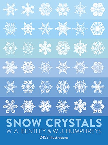 Stencil Film (Snow Crystals (Dover Pictorial Archives))