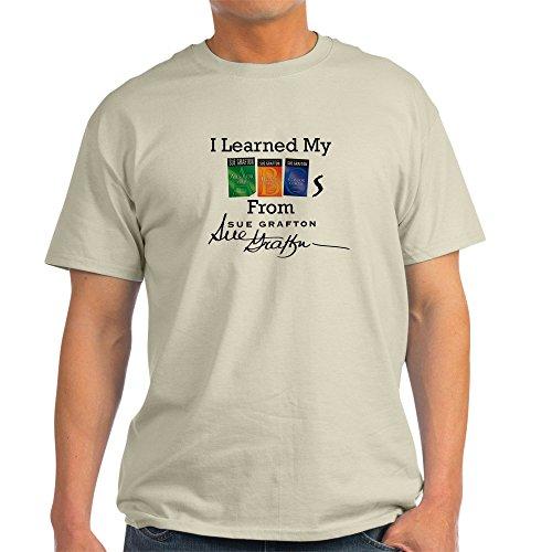 CafePress I Learned My ABCs T-Shirt - 100% Cotton T-Shirt