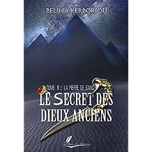 La pierre de sang: Saga fantastique (Le secret des dieux anciens t. 1) (French Edition)