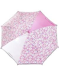 Paraguas de Hipsterkid para niños, niñas, niños, niños pequeños, paraguas estampado de