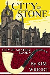 City of Stone (City of Mystery) (Volume 5) by Kim Wright (2015-10-05)