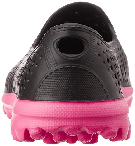 Skechers H2 Go, Chaussons fille Noir (bkhp)