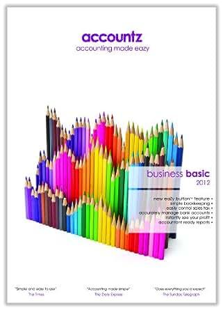 Business Accountz Basic 2012 [Download]