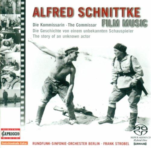 Die Geschichte Eines Unbekannten Schauspielers (The Story of the Unknown Actor): Agitato I - Schlitten