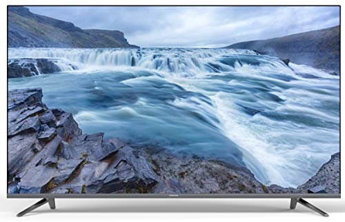 Coocaa 32S2011G 32 Zoll Smart LED Fernseher (81 cm), Rahmenloses Design, Triple Tuner, Netflix, YouTube (HDMI, CI-Slot, USB, digital Audio)