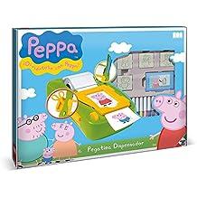 Multiprint Peppa Pig - Juego para hacer pegatinas