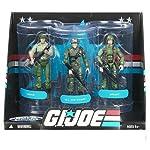 GI Joe Senior Ranking Officers Duke, GI Joe Hawk and Grunt