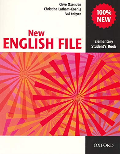 New English File: Student's Book Elementary level: