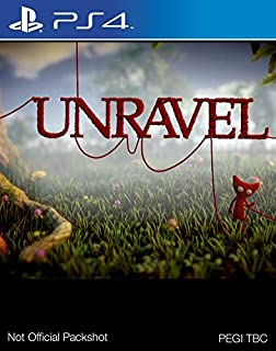 Unravel (PS4) (B00ZFGYKBY) | Amazon price tracker / tracking, Amazon price history charts, Amazon price watches, Amazon price drop alerts