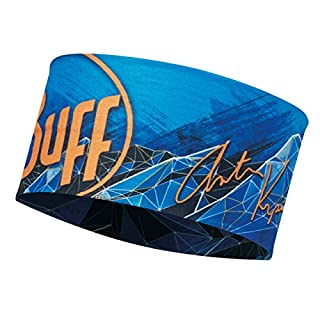 Buff Unisex's Headband Anton Blue Ink, Adult/One Size