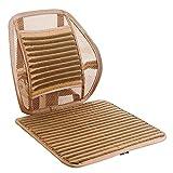 Couvre Siège De Voiture Coussin But Général Fournitures Auto Chaise De Bureau Coussin Respirant Cassia Est Remplie, 2 Couleurs, 1/2-pcs (Color : A, Size : 1-pcs)