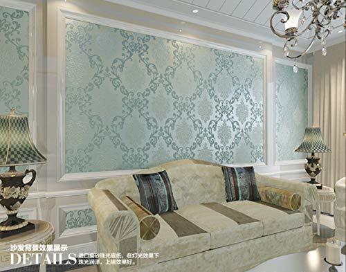 Dick Gestreutes Gold Dreidimensionale Europäische Vliestapete Wohnzimmer Schlafzimmer Sofa Tv Villa Laden Tapete 0,53 X 9,5 MB