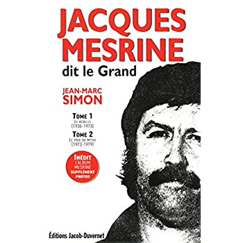 COFFRET JACQUES MESRINE
