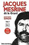 COFFRET JACQUES MESRINE par Simon