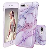 DOUJIAZ Coque iPhone 7 Plus,Coque iPhone 8 Plus, Ultra-Mince Glitter Paillette TPU...