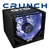 Crunch GTO-10BP Auto-Subwoofer passiv 600W