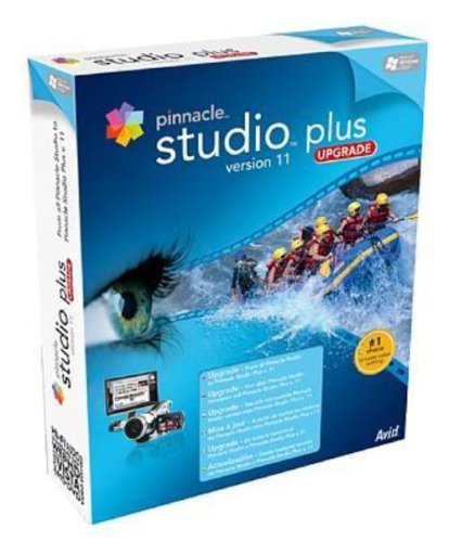 Pinnacle Studio Plus v11 Mise à jour