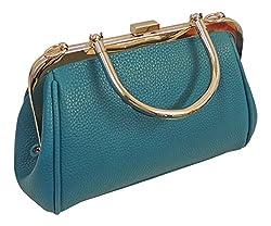 New Retro 1940's 1950's Classic Framed Kelly Handbag Box Bag