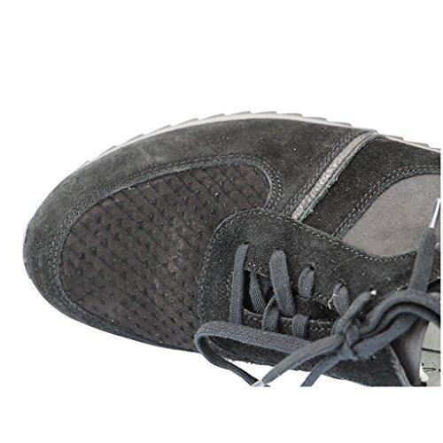 lacets à Noir femmes Chaussures 400001 HURLY 370004 WALDLÄUFER aqP6n