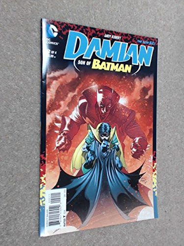 Damian Son Of Batman #2 (of 4) New 52