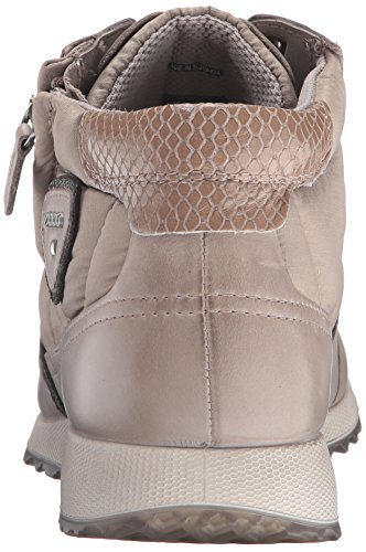 Ecco Damen Sneak Ladies High-Top Beige (MOON ROCK/DARK SHADOW/MOON ROCK50150)