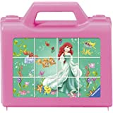 Disney Princess - Cubos, 12 piezas (Ravensburger 07472 3)