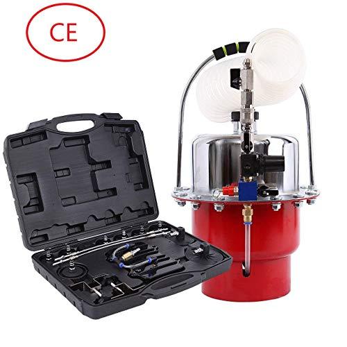 Honhill Kit di utensili per spurgo pneumatico della pressione pneumatica Kit professionale per freno