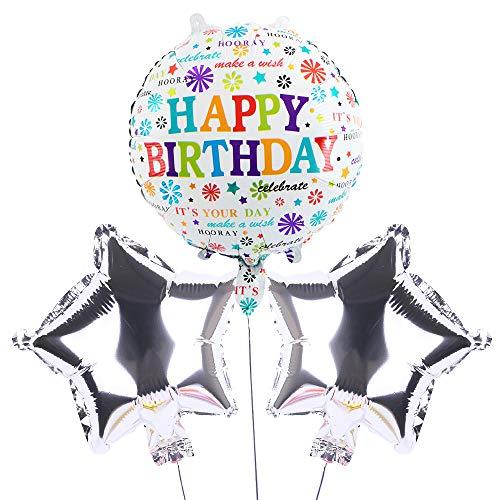 Happy Birthday - Globo de cump