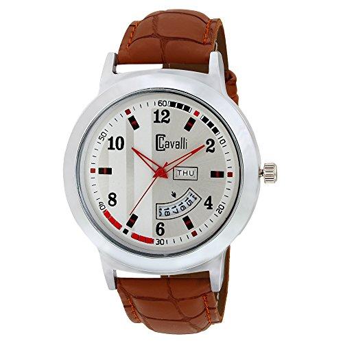 Cavalli Analogue White Dial Men's & Boy's Watch - Cs2690