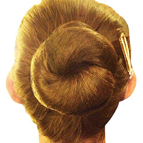 Haarnetz, unsichtbar, wiederverwendbar, elastischer Rand, 50,8 cm, leicht, blond, 20