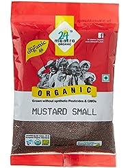 24 Mantra Organic Mustard Seed, Small, 100g