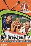 Die dreisten Drei - Die Comedy-WG: Komplette Dritte Staffel [3 DVDs]