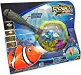 Tobar Robo Fish with Net and Coral