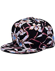Le projet de loi ordinaire classique Télévision Snapback Hat Casquette réglable Hip Hop Imprimer Drapeau