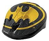 Batman Safety - Casco para niño para Bicicleta de Paseo, Color (52-56 cm)