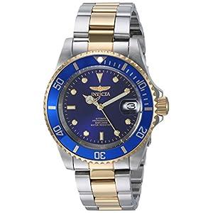 Invicta 8928OB Pro Diver Reloj Unisex acero inoxidable Automático Esfera