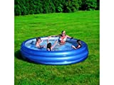 Best piscina inflable - MWS2805 51043 Piscina inflable Bestway 3 anillos 201 Review