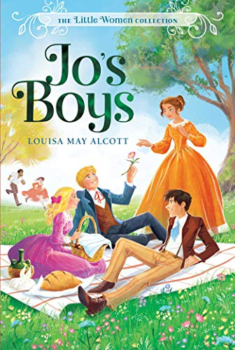 Jo's Boys (Volume 4) (The Little Women Collection)