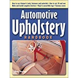 Automotive Upholstery Handbook by Don Taylor (2011-01-10)