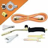 Gasbrenner Handlötset Lötbrenner Handlötgerät Lötkolben Gasdruckregler SN0284R