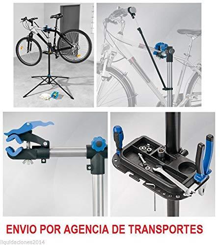 POWERFIX Fahrrad Montageständer Reparaturständer