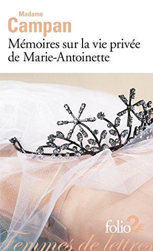 Mémoires sur la vie privée de Marie-Antoinette