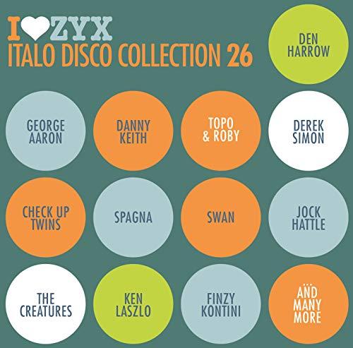 ZYX Italo Disco Collection 26