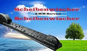 Scheibenwischer - Aero Wischblätter - 2 x 600mm VORNE